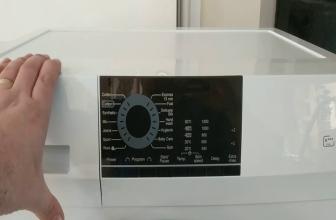 Haier HW70-12829, lavadora económica y con eficiencia de A+++