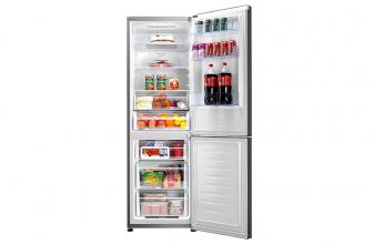 Hisense RB403N4EC2, buen precio y prestaciones en este frigo combi.