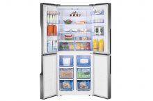 Hisense RQ562N4AC1, ¿compensa tener un frigorífico de cuatro puertas?