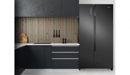 Hisense RS670N4BF3, un frigorífico americano con buen diseño