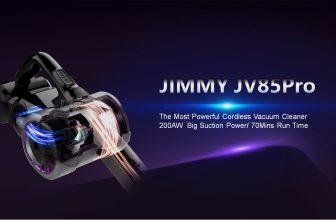 JIMMY JV85 Pro, ¿qué le diferencia de la anterior versión?