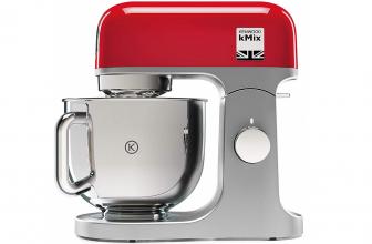 Kenwood kMix KMX750RD, un robot de cocina para amasar con facilidad