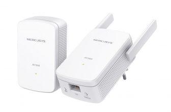 Kit Powerline MP510, lo nuevo de Mercusys para mejorar el Wi-Fi en casa