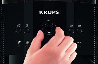 Krups EA8108, cafetera súper automática que muele hasta 3 texturas