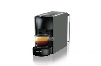 Krups XN110B Essenza Mini, cafetera pequeña y muy completa