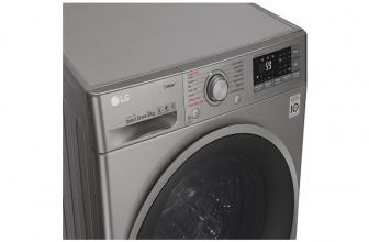 LG F2J7VY8S, ¿has visto esta lavadora que elimina los alérgenos?