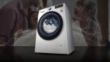 LG F4WV3009S3W, excelente lavadora con inteligencia artificial