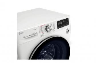 LG F4WV709P1, lavadora compatible con la mini lavadora TwinWash