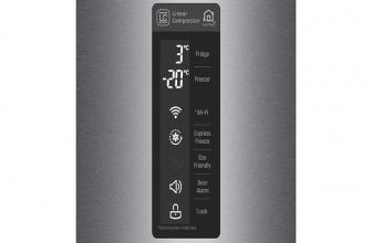 LG GBB60DSMFS, ¿qué esperar de este combi Total No Frost Inox?