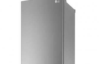 LG GBB60PZGFS, grandes garantías y eficiencia con este combi.