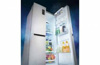 LG GSB760PZXZ, un frigorífico americano muy espacioso y elegante