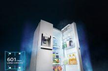 LG GSL761PZUZ y LG GSL760PZXV, grandes, espaciosos y eficientes.