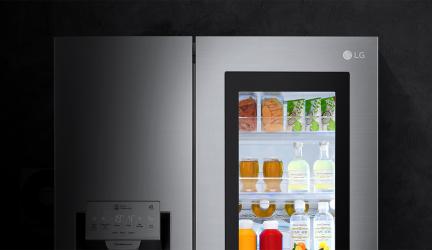 LG GSX961NSAZ, accede a tus bebidas favoritas rápidamente