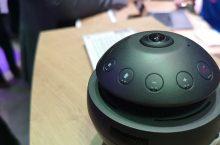#MWC19: Lenovo VoIP 360 Camera, para hacer vídeollamadas desde donde quieras.