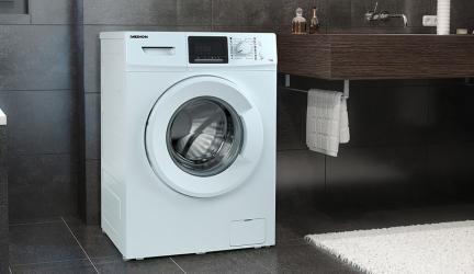 Medion MD 37378, sencilla pero buena lavadora de clase A+++