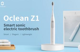 Oclean Z1, el nuevo cepillo de dientes con 32 niveles de intensidad