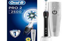 Oral-B Pro 2 2500, el cepillo eléctrico de dientes que va contigo