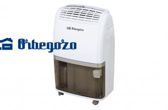 Orbegozo DH 2060, ¿cómo es este deshumidificador de Orbegozo?