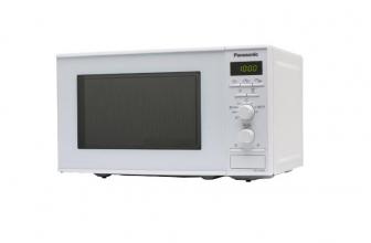 Panasonic NN-J151W, pros y contras de este microondas con grill