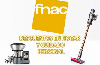 Promo Fnac Hogar, nuevos descuentos en pequeños electrodomésticos