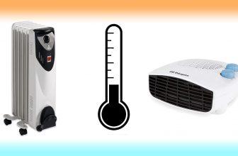 Radiadores y calefactores eléctricos: lo que debes saber para usarlos