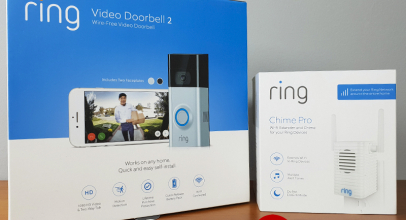 Ring Video Doorbell 2, videoportero WiFi con videovigilancia online