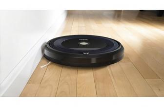 Roomba 695, un buen robot aspirador a un buen precio.