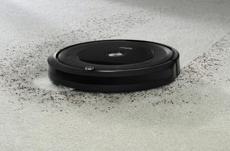 Roomba 696, un robot eficiente, que limpia bien y es práctico