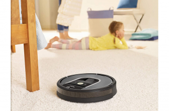 Roomba 975, un robot aspirador con aspiración potente