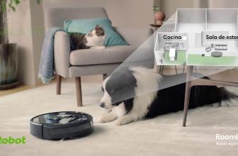 Roomba i7150, características de este robot de iRobot