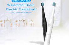 SEAGO E2, ¿te gustaría tener un cepillo de dientes eléctrico?