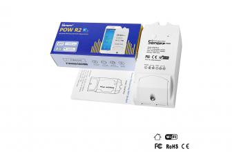 SONOFF POW R2, interruptor inteligente para controlar el consumo