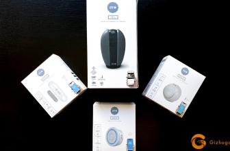 SPC Security Starter Kit con cámara Teia, protege tu hogar todo el año