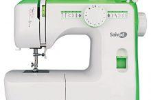 Saivod MCV13, máquina de coser sencilla y a buen precio.