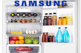 Samsung RB31FERNCWW, un frigorífico combi a tener en cuenta