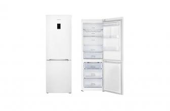 Samsung RB33J3215WW, un buen frigorífico combi de color blanco