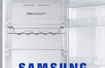 Samsung RB37J5018SA, temperatura constante sin traspaso de olores