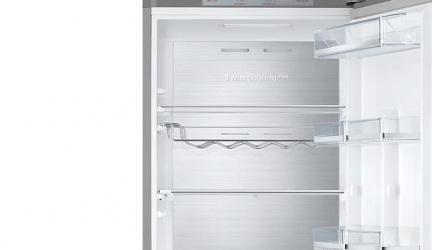 Samsung RB41J7059SR, versátil y buen frigorífico combi de Samsung