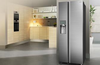 Samsung RH56J6918SL, un frigorífico americano eficiente