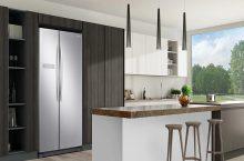 Samsung RS54N3003SA, ¿qué ofrece este frigorífico puerta con puerta?