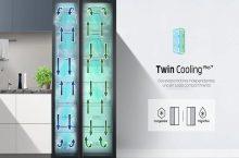 Samsung RS66N8100S9, frigorífico puerta con puerta Twin Cooling