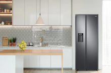 Samsung RS67N8211S9/EF, gran frigorífico con dispensador