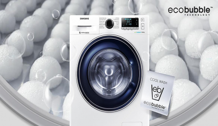 Samsung WW70J5555DW, ¿ofrece buenos resultados esta lavadora?