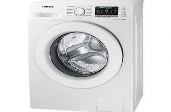 Samsung WW80J5355MW, ¿comprarías esta lavadora?