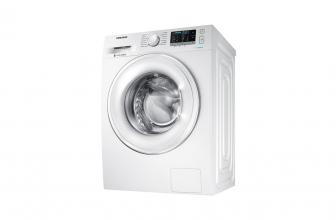 Samsung WW90J5455DW, ¿cómo es esta lavadora con EcoBubble?
