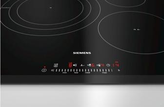Siemens EH651FDC1E, ajusta su zona de cocción gigante