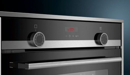 Siemens HB574AER0, un buen horno pirolítico y multifunción