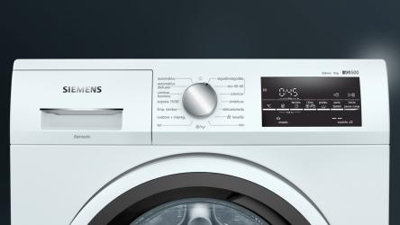 Siemens WM12US61ES, buena lavadora con autodosificador