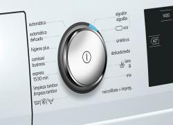 Siemens WM14T619ES, la lavadora que lo dosifica todo
