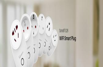 SONOFF S26, un enchufe inteligente para controlar tu casa